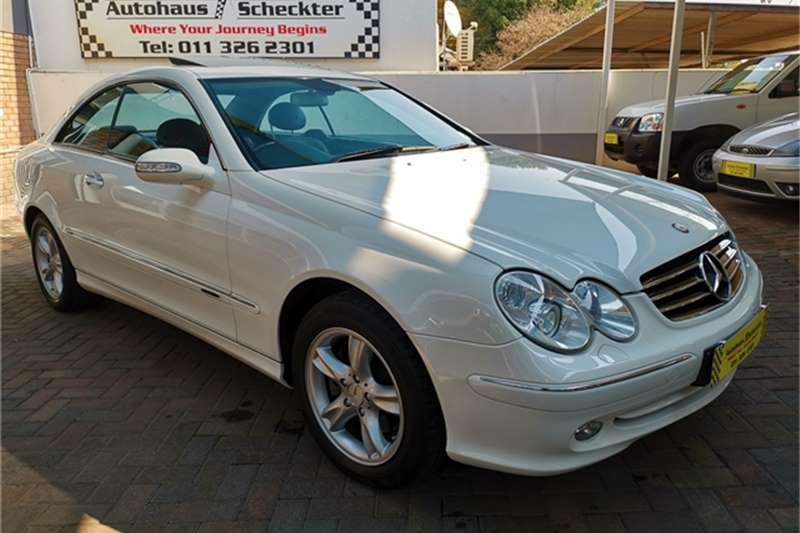2003 Mercedes Benz CLK 320 coupé Elegance