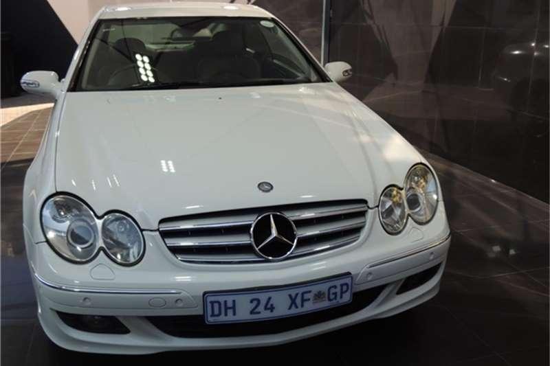 2007 Mercedes Benz CLK