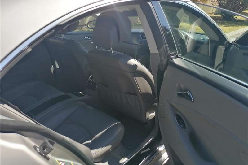 Used 2007 Mercedes Benz CLS