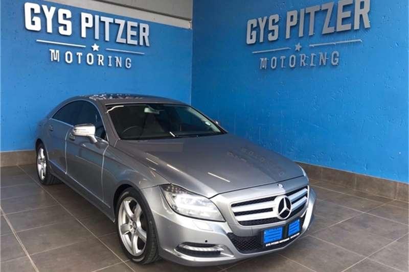 Mercedes Benz CLS 250CDI 2013