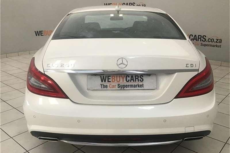 Mercedes Benz CLS 250CDI 2014