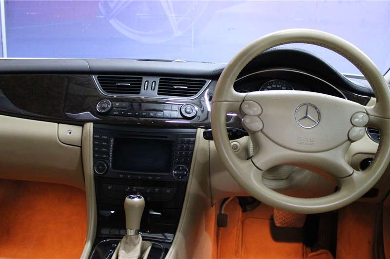 Used 2005 Mercedes Benz CLS 350