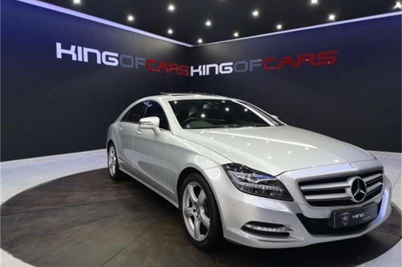 Used 2013 Mercedes Benz CLS 350