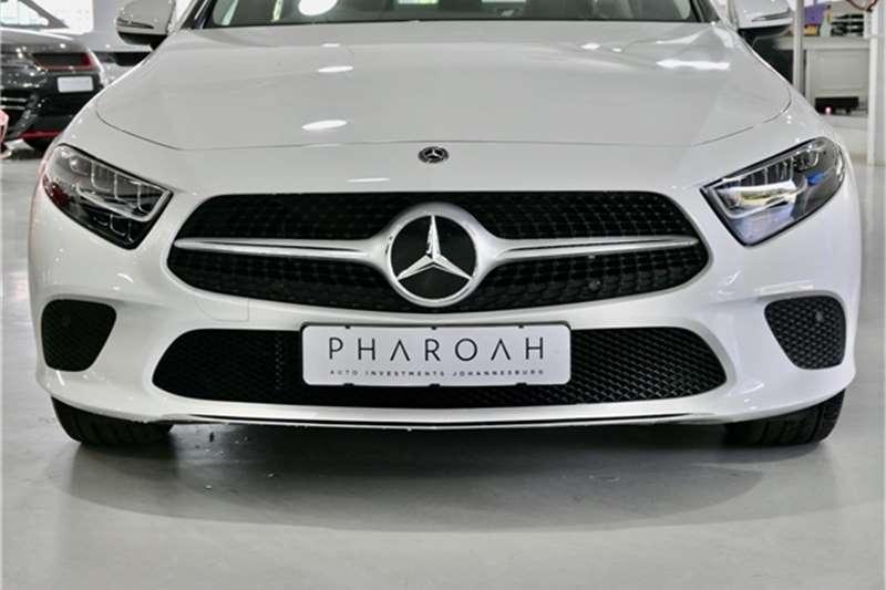 Used 2020 Mercedes Benz CLS 400d 4MATIC