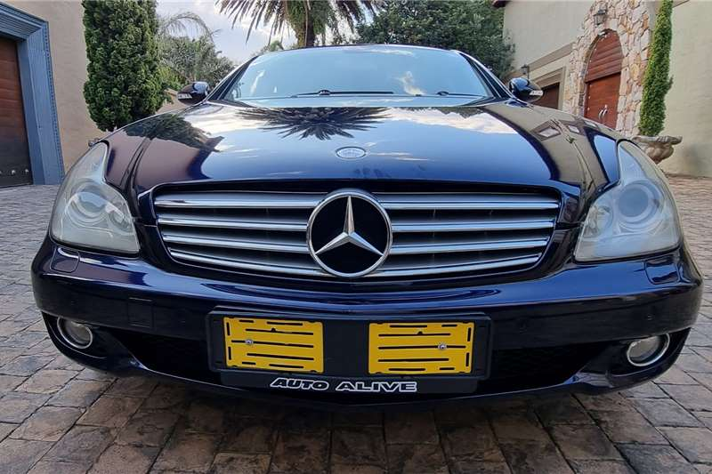 Used 2005 Mercedes Benz CLS 500