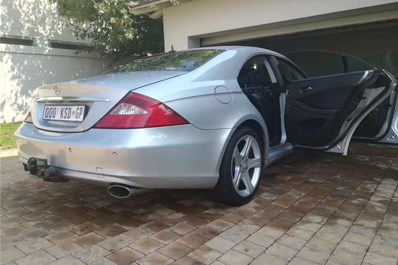 Mercedes Benz CLS 500 2006