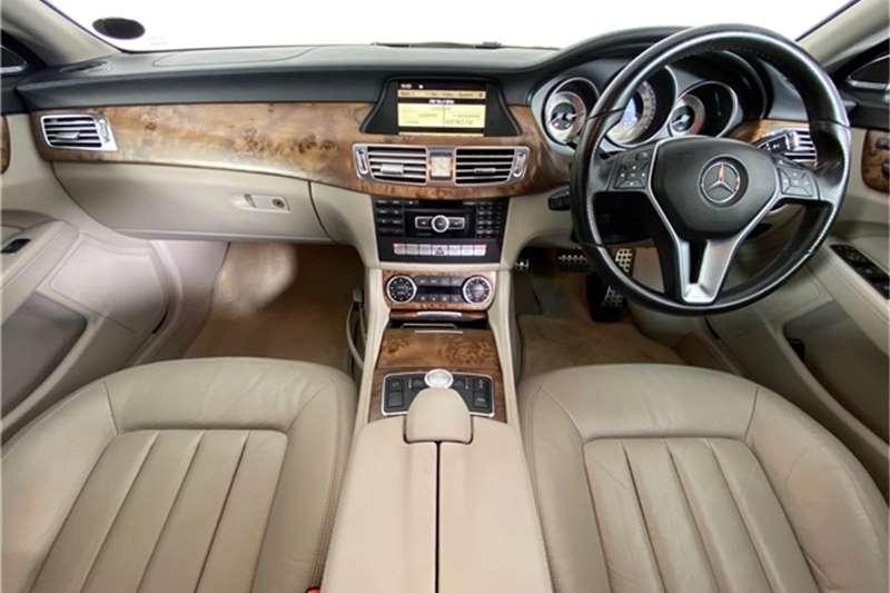 2013 Mercedes Benz CLS CLS500
