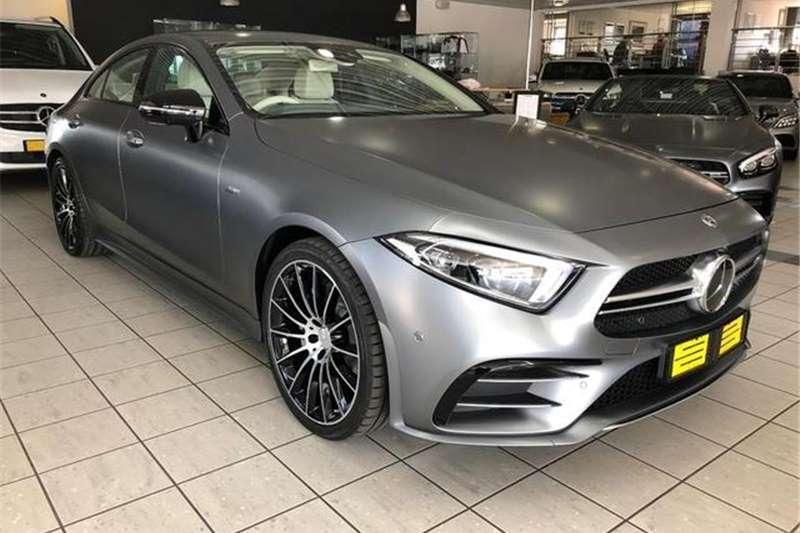 Mercedes Benz CLS 53 4Matic+ 2019