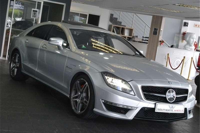 Mercedes Benz CLS 63 AMG 2012