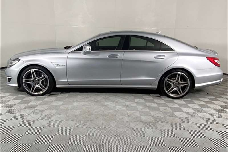 Used 2012 Mercedes Benz CLS 63 AMG