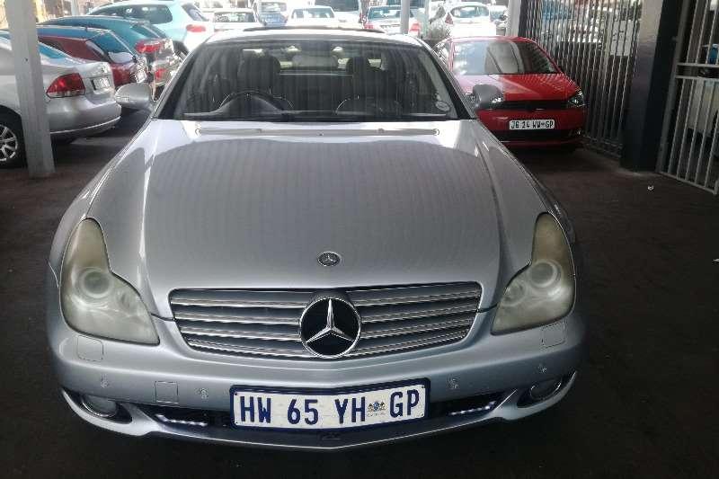 Mercedes Benz CLS Auto 2005