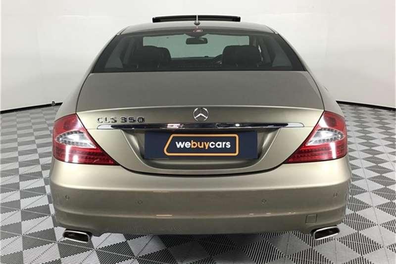 2010 Mercedes Benz CLS 350