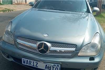2005 Mercedes Benz CLS