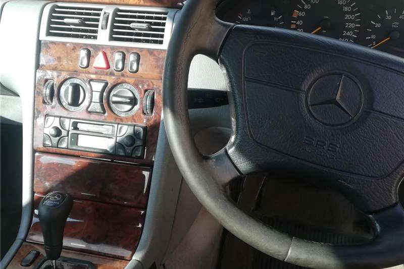 Used 1998 Mercedes Benz E Class
