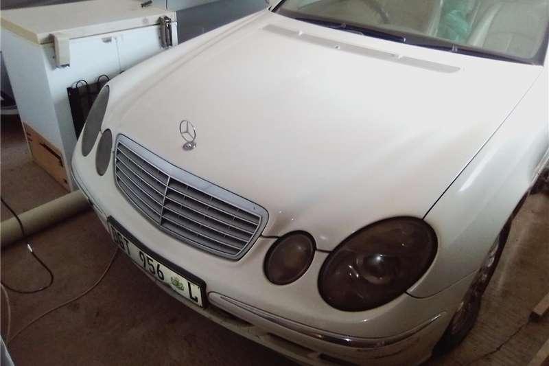Used 2005 Mercedes Benz E-Class
