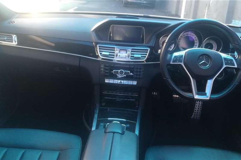Used 2014 Mercedes Benz E Class