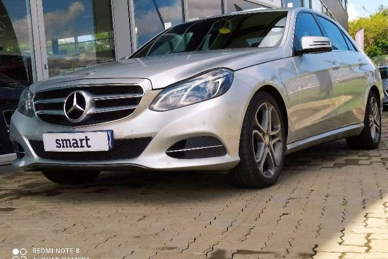 Used 2015 Mercedes Benz E Class