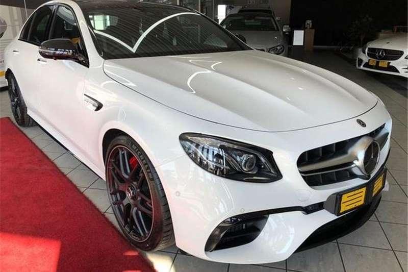 Mercedes Benz E Class 2018