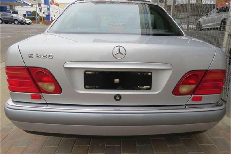 1996 Mercedes Benz E Class