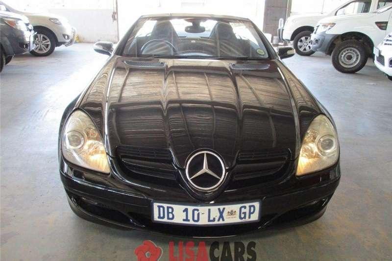 Mercedes Benz E-Class Cabriolet 2005