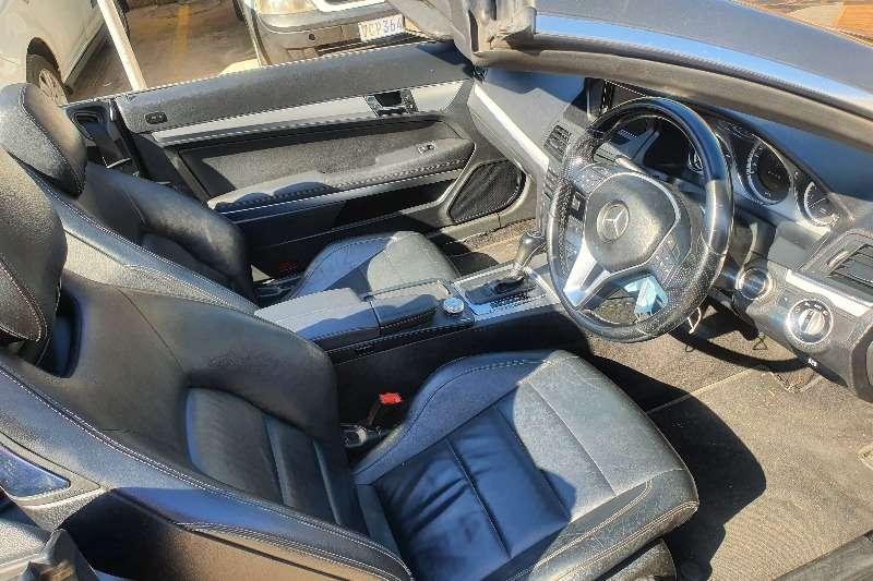 Used 2012 Mercedes Benz E-Class Cabriolet E 200 CABRIOLET