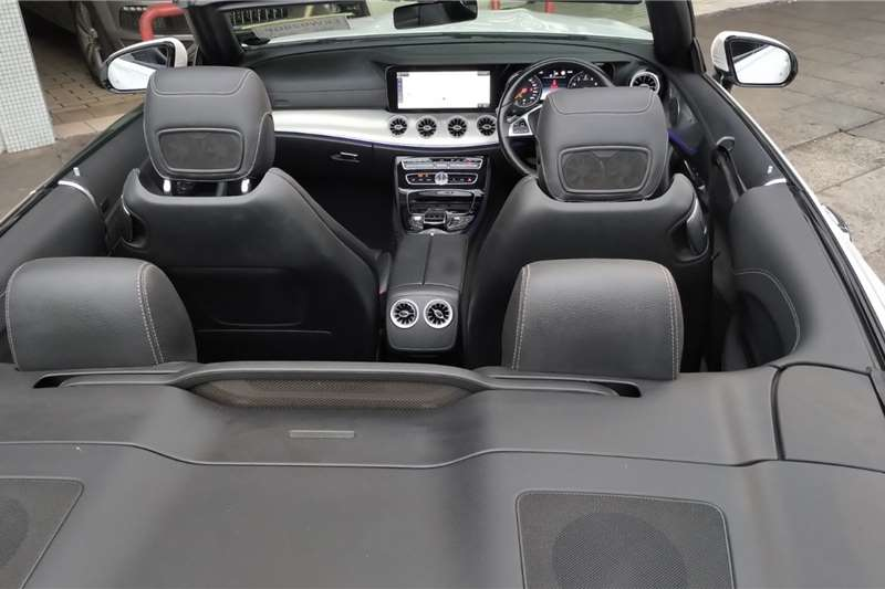 Mercedes Benz E-Class cabriolet E 300 CABRIOLET 2017