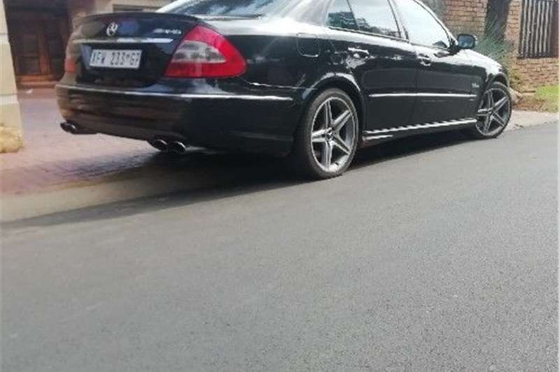 Mercedes Benz E-Class Choose for me 2007