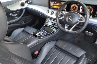 Mercedes Benz E-Class Coupe E 200 COUPE 2018