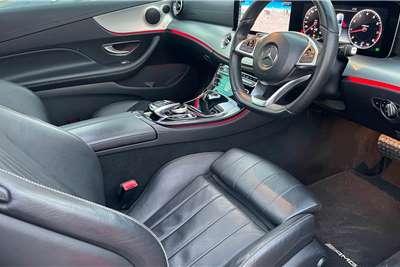 Used 2018 Mercedes Benz E-Class Coupe E 200 COUPE