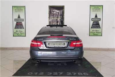Mercedes Benz E-Class coupe E350 Coupe Be Avantgarde 2011