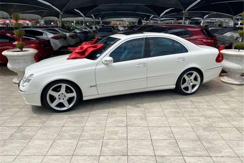 Mercedes Benz E Class E 200K Avantgarde 2006