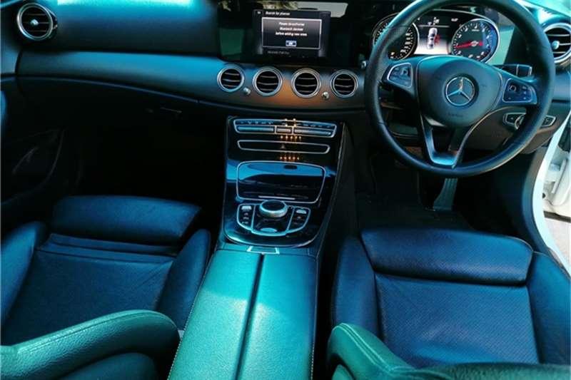Used 2016 Mercedes Benz E Class E200