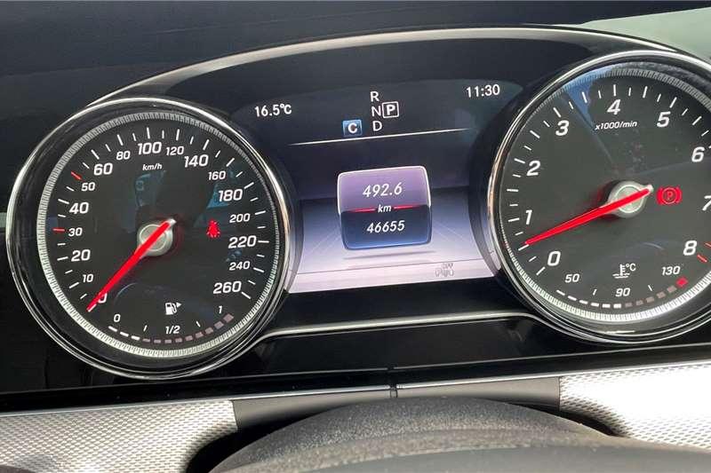 2017 Mercedes Benz E Class E200