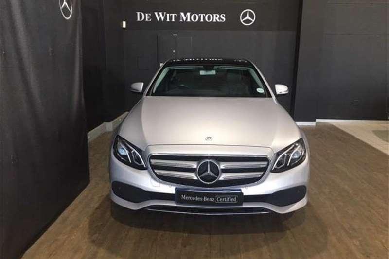 Mercedes Benz E Class E200 2019