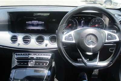 Mercedes Benz E Class E200 AMG Line 2016