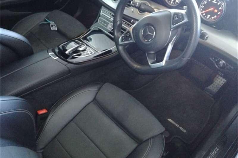 Mercedes Benz E Class E200 AMG Line 2017