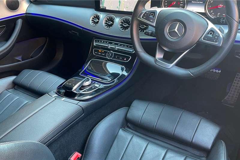 Used 2018 Mercedes Benz E Class E200 AMG Line