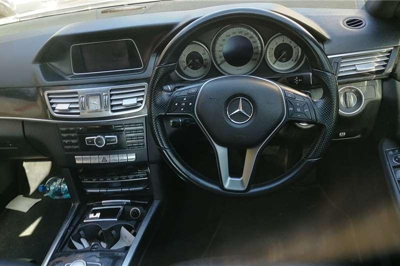 2014 Mercedes Benz E-Class
