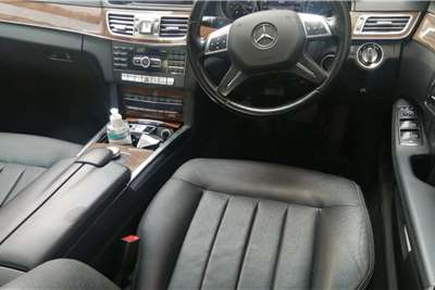 Used 2014 Mercedes Benz E Class E200 Avantgarde