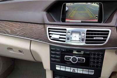 Mercedes Benz E Class E200 Avantgarde 2015