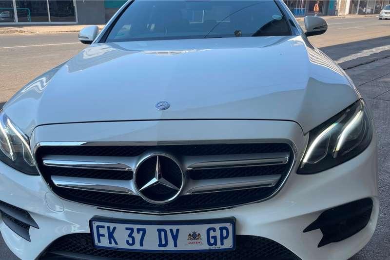 Used 2016 Mercedes Benz E Class E200 Avantgarde