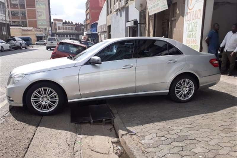 Used 2014 Mercedes Benz E Class E200 Elegance