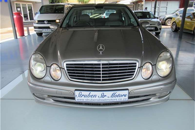 Mercedes Benz E Class E200 Kompressor Avantgarde 2006