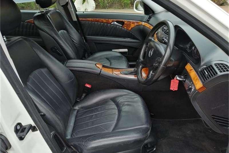 Used 2007 Mercedes Benz E Class E200 Kompressor Avantgarde