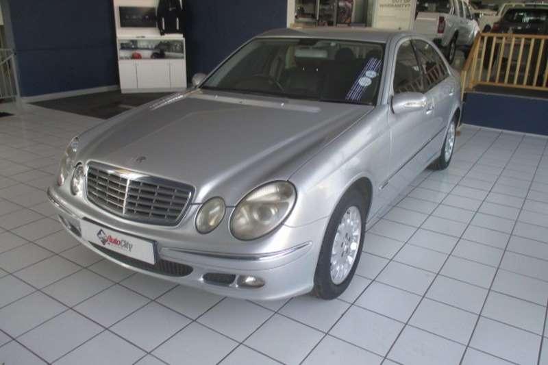 Mercedes Benz E Class E200 Kompressor Elegance 2006