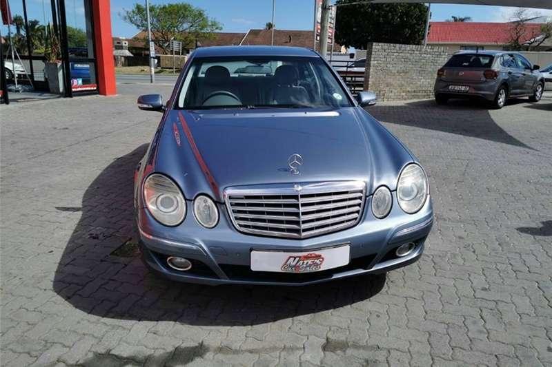 Mercedes Benz E Class E200 Kompressor Elegance 2008