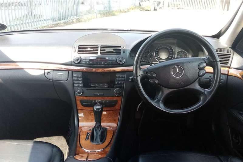 2008 Mercedes Benz E Class