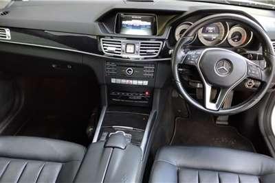 Mercedes Benz E Class E200CGI Avantgarde 2015