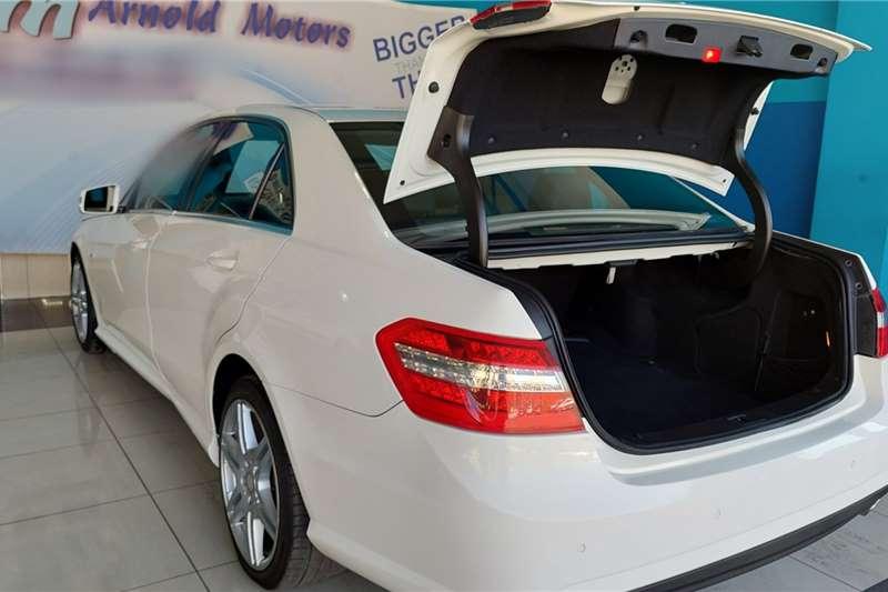 Used 2011 Mercedes Benz E Class E200CGI Elegance