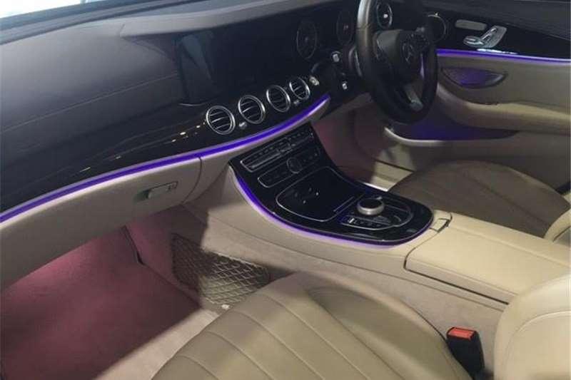 Mercedes Benz E Class E220d 2016